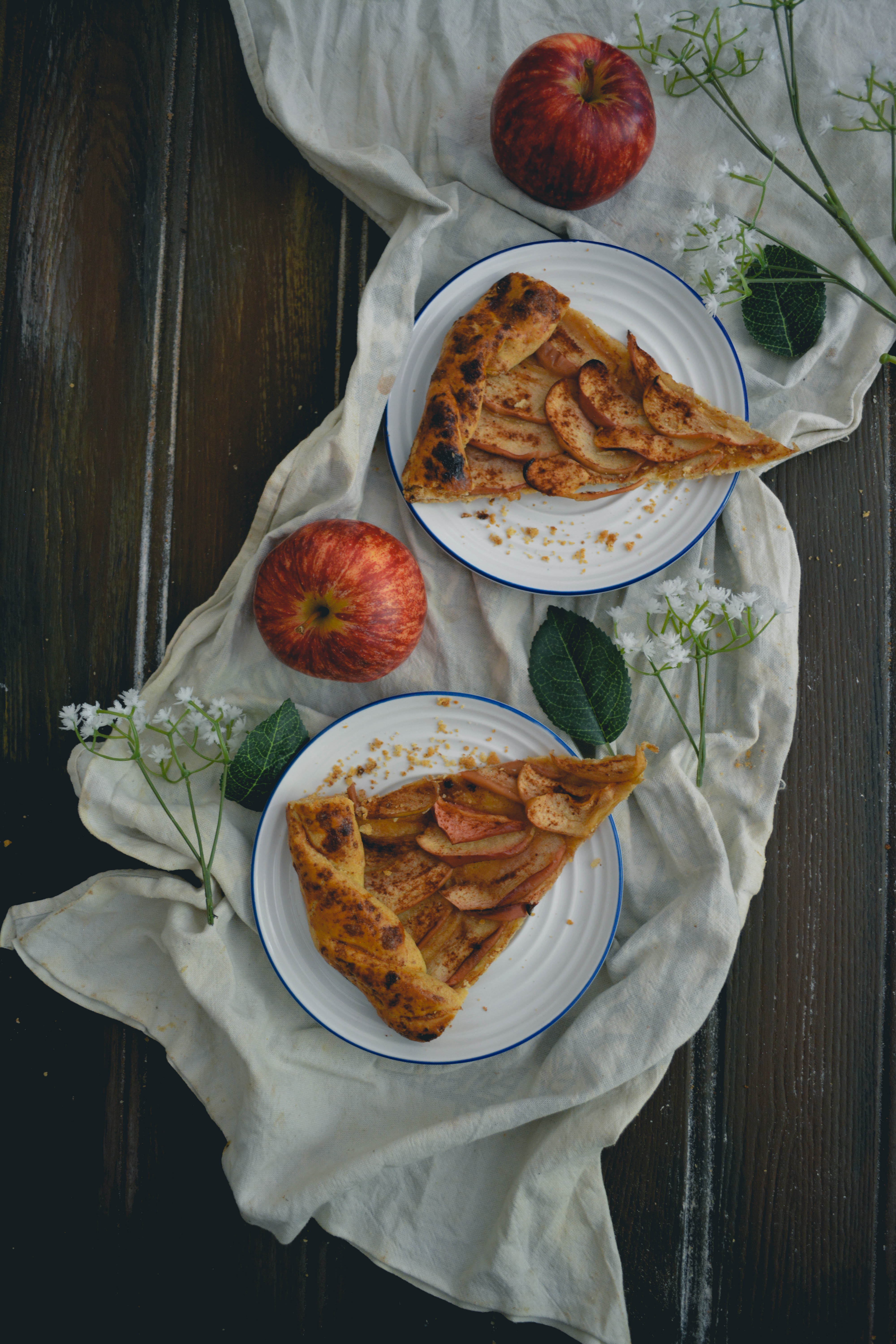 theres-magic-within-you-vegan-apple-gallete